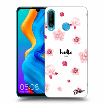 Hülle für Huawei P30 Lite - Hello there