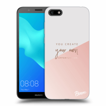 Hülle für Huawei Y5 2018 - You create your own opportunities