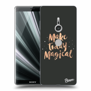 Hülle für Sony Xperia XZ3 - Make today Magical