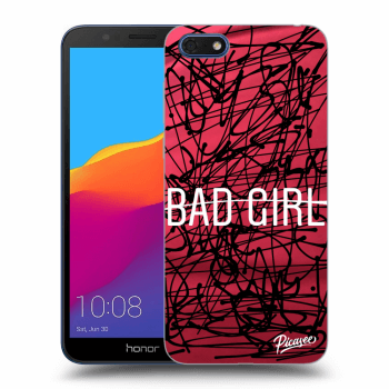 Hülle für Honor 7S - Bad girl