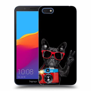 Hülle für Honor 7S - French Bulldog