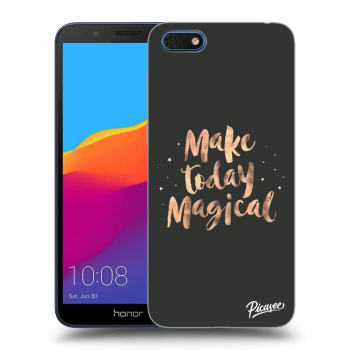Hülle für Honor 7S - Make today Magical