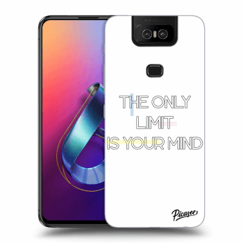 Hülle für Asus Zenfone 6 ZS630KL - The only limit is your mind