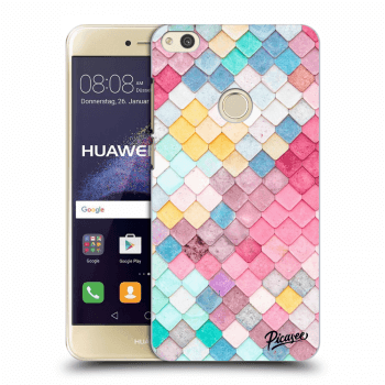 Hülle für Huawei P9 Lite 2017 - Colorful roof