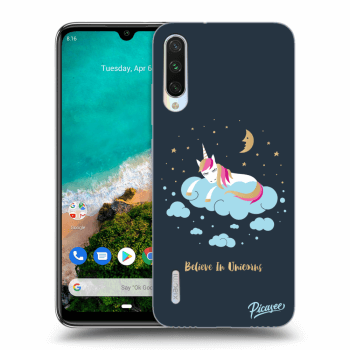 Hülle für Xiaomi Mi A3 - Believe In Unicorns