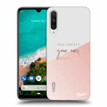 Hülle für Xiaomi Mi A3 - You create your own opportunities
