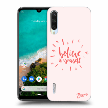Hülle für Xiaomi Mi A3 - Believe in yourself