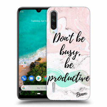 Hülle für Xiaomi Mi A3 - Don't be busy, be productive