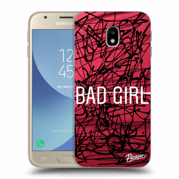 Hülle für Samsung Galaxy J3 2017 J330F - Bad girl