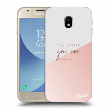 Hülle für Samsung Galaxy J3 2017 J330F - You create your own opportunities