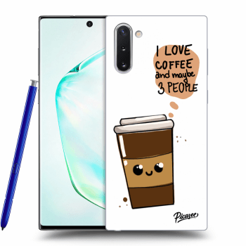 Hülle für Samsung Galaxy Note10 N970F - Cute coffee