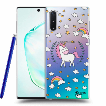 Hülle für Samsung Galaxy Note10 N970F - Unicorn star heaven