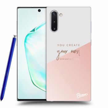Hülle für Samsung Galaxy Note10 N970F - You create your own opportunities
