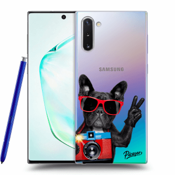 Hülle für Samsung Galaxy Note10 N970F - French Bulldog