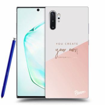 Hülle für Samsung Galaxy Note10+ N975F - You create your own opportunities