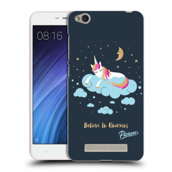 Hülle für Xiaomi Redmi 4A - Believe In Unicorns