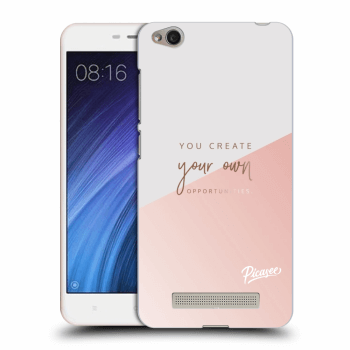 Hülle für Xiaomi Redmi 4A - You create your own opportunities