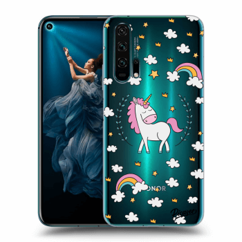 Hülle für Honor 20 Pro - Unicorn star heaven