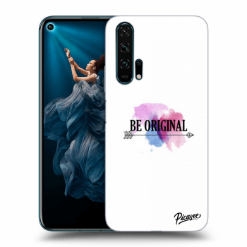 Hülle für Honor 20 Pro - Be original