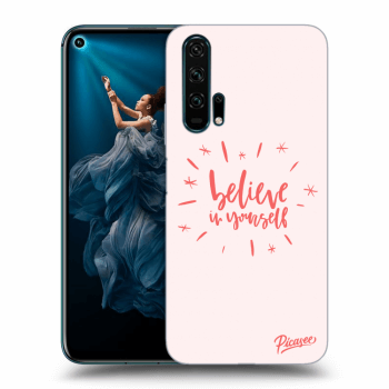 Hülle für Honor 20 Pro - Believe in yourself