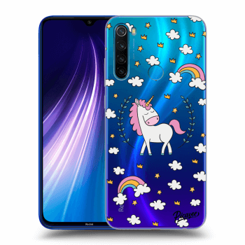 Hülle für Xiaomi Redmi Note 8 - Unicorn star heaven