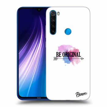 Hülle für Xiaomi Redmi Note 8 - Be original