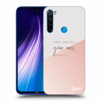 Hülle für Xiaomi Redmi Note 8 - You create your own opportunities