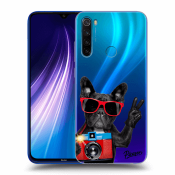 Hülle für Xiaomi Redmi Note 8 - French Bulldog