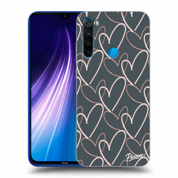 Hülle für Xiaomi Redmi Note 8 - Lots of love