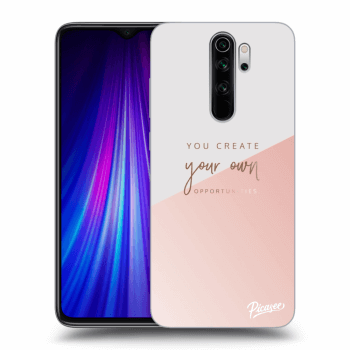 Hülle für Xiaomi Redmi Note 8 Pro - You create your own opportunities