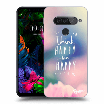 Hülle für LG G8s ThinQ - Think happy be happy