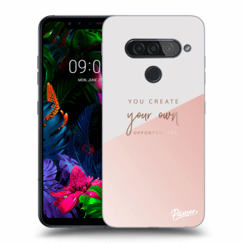 Hülle für LG G8s ThinQ - You create your own opportunities