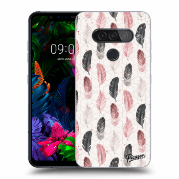 Hülle für LG G8s ThinQ - Feather 2
