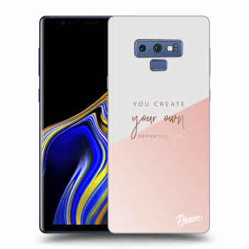 Hülle für Samsung Galaxy Note 9 N960F - You create your own opportunities