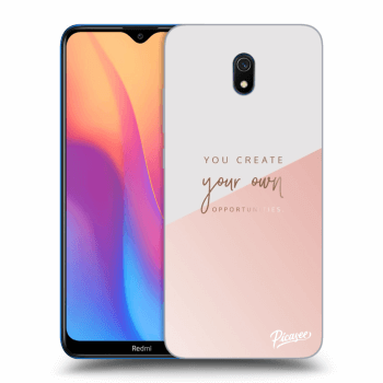 Hülle für Xiaomi Redmi 8A - You create your own opportunities