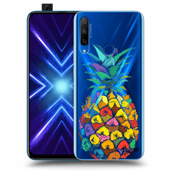 Hülle für Honor 9X - Pineapple
