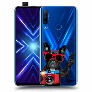 Hülle für Honor 9X - French Bulldog