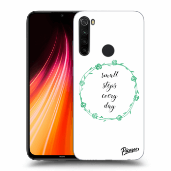 Hülle für Xiaomi Redmi Note 8T - Small steps every day