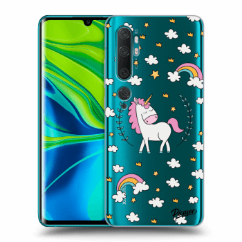 Hülle für Xiaomi Mi Note 10 (Pro) - Unicorn star heaven