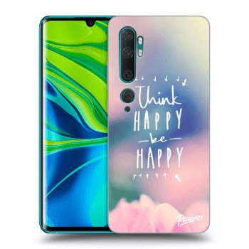 Hülle für Xiaomi Mi Note 10 (Pro) - Think happy be happy
