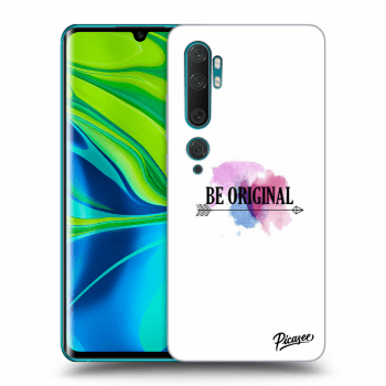 Hülle für Xiaomi Mi Note 10 (Pro) - Be original