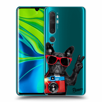 Hülle für Xiaomi Mi Note 10 (Pro) - French Bulldog