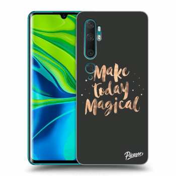 Hülle für Xiaomi Mi Note 10 (Pro) - Make today Magical