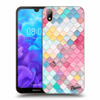 Hülle für Huawei Y5 2019 - Colorful roof