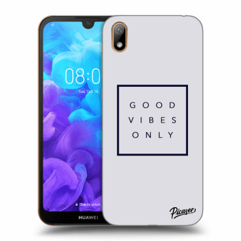 Hülle für Huawei Y5 2019 - Good vibes only
