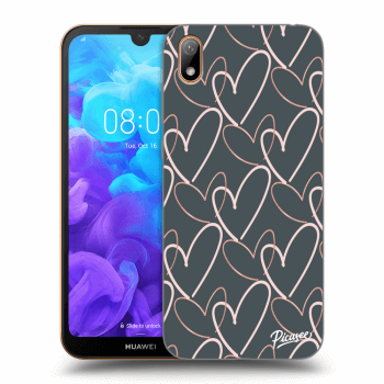 Hülle für Huawei Y5 2019 - Lots of love