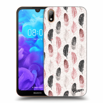 Hülle für Huawei Y5 2019 - Feather 2