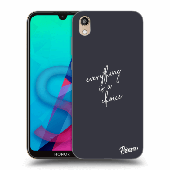Hülle für Honor 8S - Everything is a choice