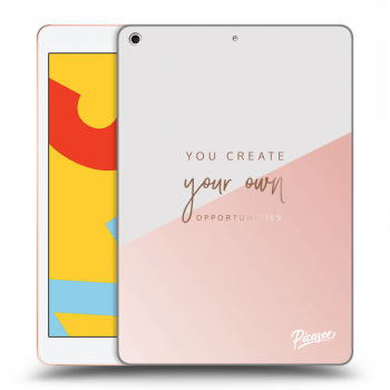 Hülle für Apple iPad 2019 (7. gen) - You create your own opportunities