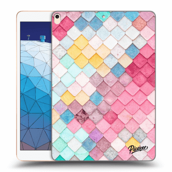 Hülle für Apple iPad Air 2019 - Colorful roof